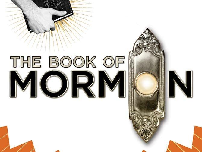 Book of Mormon Broadway-liput