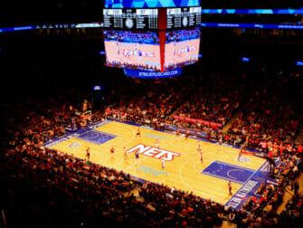 Brooklyn Nets -liput - Ottelu