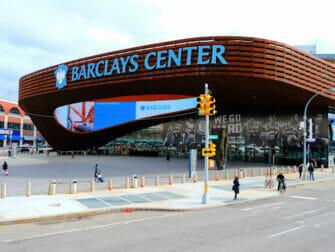 Opastettu kierros Brooklynissa - Barclays Center