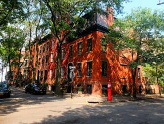 Opastettu kierros Brooklynissa - Brooklyn Heights