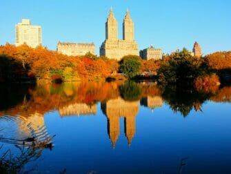 Opastettu kierros Central Parkin elokuvatapahtumapaikoilla - Wollman rink