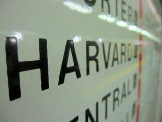 New Yorkista Bostoniin päivämatka - Harvard