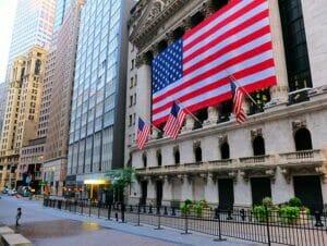 Financial Distrcit -kierros New Yorkissa