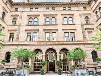 Opastettu Gossip Girl -kierros - Palace Hotel