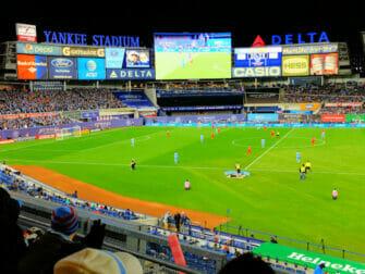 New York City FC -liput - Yankee Stadium