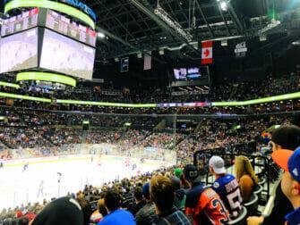 New York Islanders -liput - Barclays Center