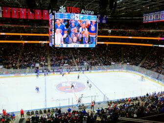 New York Islanders -liput - Yleisö
