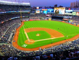 New York Yankees -liput - Pelikenttä