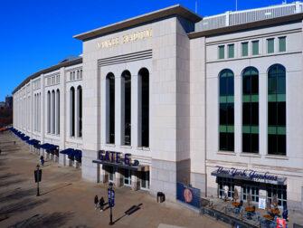New York Yankees -liput - Yankee Stadium