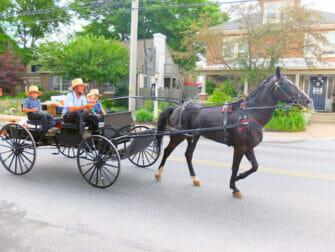 New Yorkista Philadelphiaan ja Amish Countryyn päivämatka - Hautausmaa