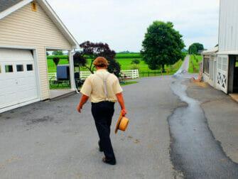New Yorkista Philadelphiaan ja Amish Countryyn päivämatka - Philadelphia