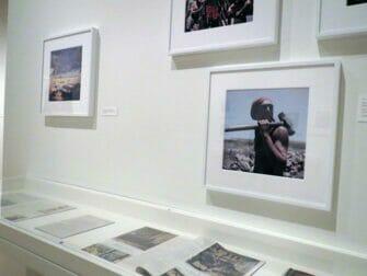 International Center of Photography New Yorkissa - nayttely
