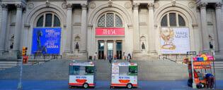 Metropolitan Museum of Art New Yorkissa