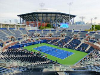 US Open Tennis -liput - Arthur Ashe Stadium Grandstand-näkymät