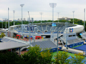 US Open Tennis -liput - Grandstand Stadium