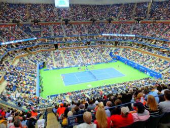 US Open Tennis -liput - Tennisottelu