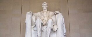 Washington DC päivämatka - Lincoln Memorial