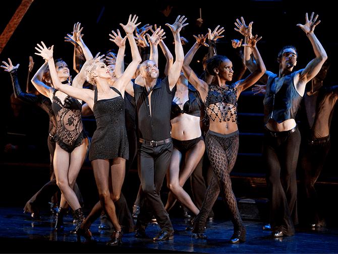 Chicago Broadway-liput - Näyttelijät