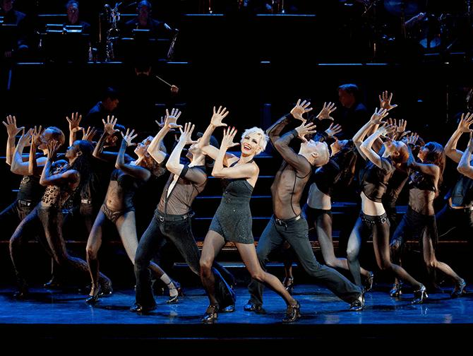 Chicago Broadway-liput - Velma