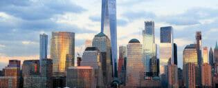 Iltaristeilyt New Yorkissa