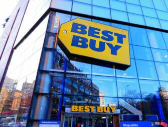 Elektroniikka ja vempaimet New Yorkissa - BestBuy