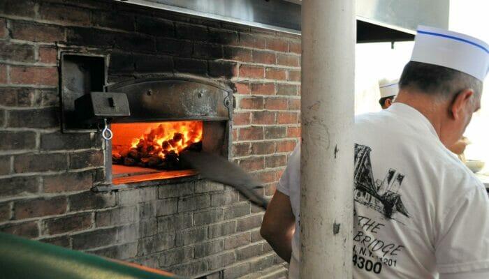 Pizza-kierros New York - Grimaldis