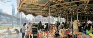 Janes Carousel New Yorkissa