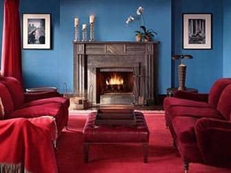Romanttiset hotellit New Yorkissa - Gramercy Park Hotel