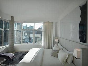 Romanttiset hotellit New Yorkissa - The James