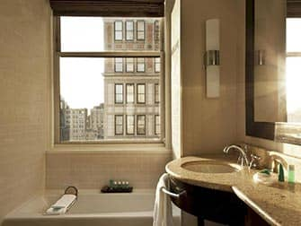 Romanttiset hotellit New Yorkissa - The W Hotel Union Square