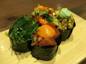 Sushi New Yorkissa