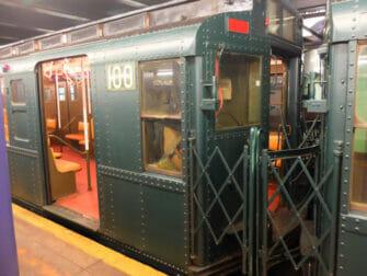 Vintage Trains New Yorkissa - erikoisjuna