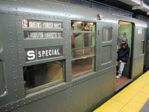 Vintage Trains New Yorkissa