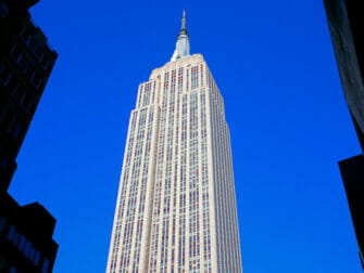 Presidents Day New Yorkissa - Empire State Building