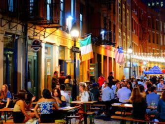 Stone Street NYCssa - Baarit ja ravintolat