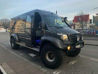 Valilasku Islannissa - Reykjavik