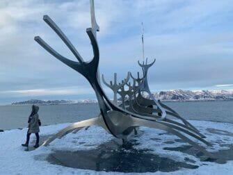 Valilasku Islannissa - Solfar
