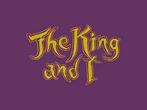 The King and I Broadway musikaali