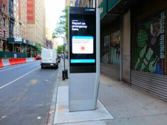 WiFi New Yorkissa - ilmainen wifi metroasemalla