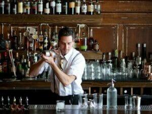 Salakapakka kierros New Yorkissa   juomat