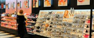 Kosmetiikkaostokset New Yorkissa