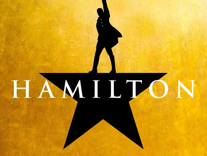 Hamilton Broadway-liput