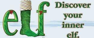 Elf-joulumusikaali liput