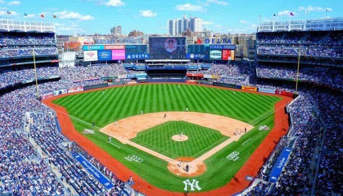 Baseball New Yorkissa