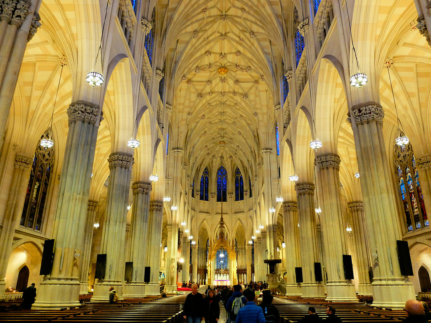 St Patricks Cathedral in New York Impressive Architecture