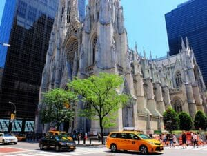 St. Patrick's Cathedral New Yorkissa