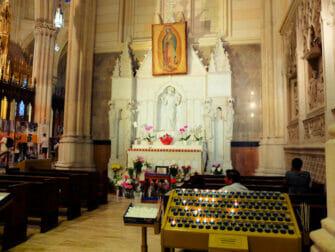 St. Patrick's Cathedral New Yorkissa - Alttari