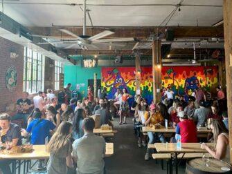 Brooklynin panimo- ja olutkierros - Brooklyn Brewery