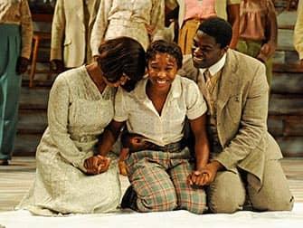 The Color Purple Broadway-liput - näyttelijät
