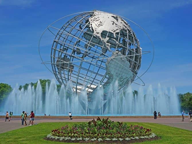 Opastettu Brooklyn, Queens ja Bronx -kierros - Unisphere